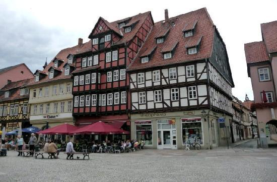 Quedlinburg, Allemagne : hotel Theopano 