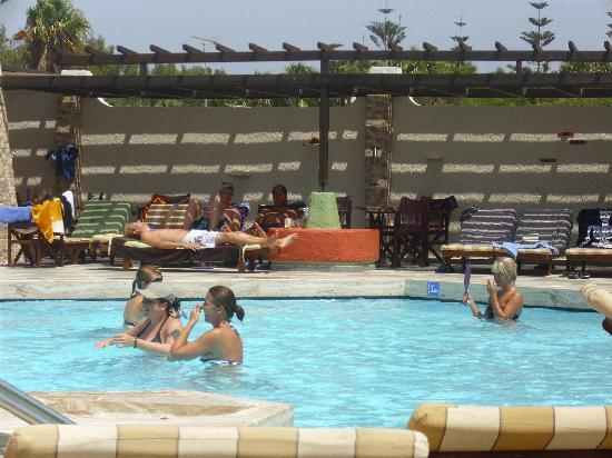Pool picture of gaia garden kos town tripadvisor for Garden town pool