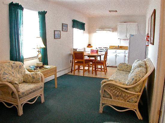 Falcon Motel : Comfortable Accommodations