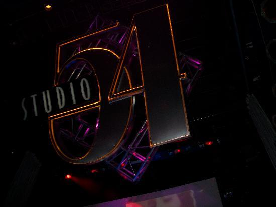 Photos de Studio 54, Las Vegas
