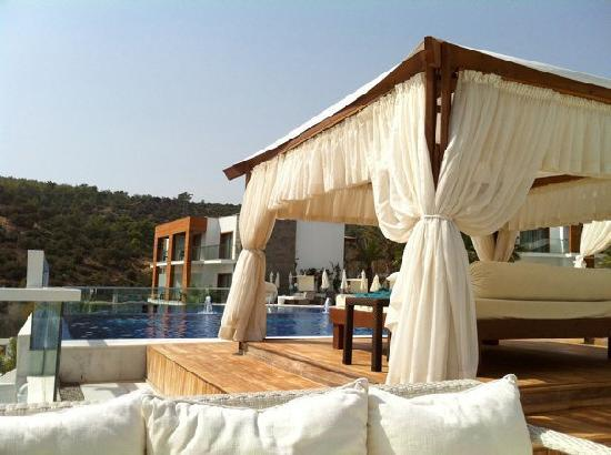 Grand Yazici Bodrum: Piscine principale