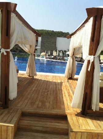 Grand Yazici Bodrum: piscine