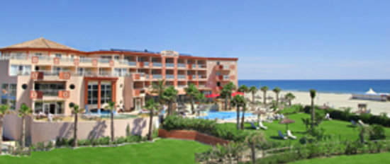 Photo of Le Grand Hotel les Flamants Roses Canet-en-Roussillon