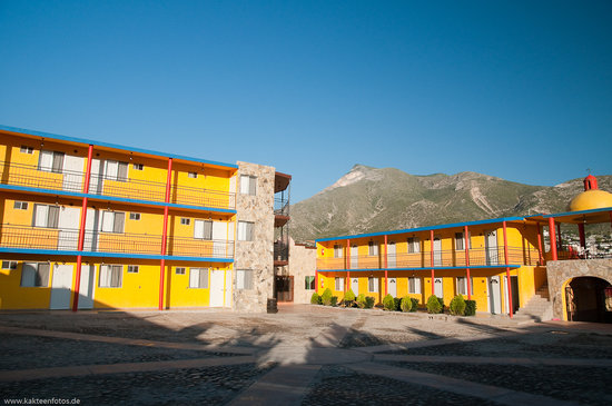 Conception del Oro accommodation