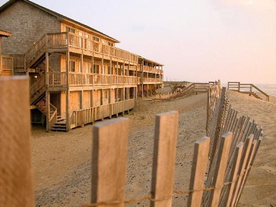 Cape Hatteras Motel: Fresh Perspective of Oceanfront Seclusion