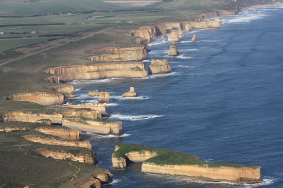 Victoria, Australie : The 12 Apostles 