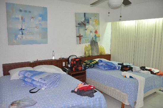 An above average place to stay w excellent service from for Villas marlin cancun