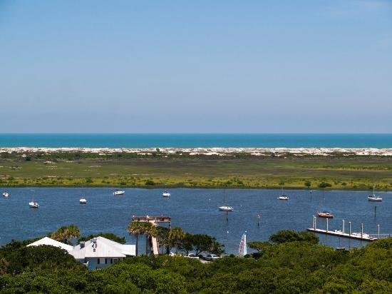 Fairfield Inn & Suites St. Augustine I-95: View from the Lighthouse