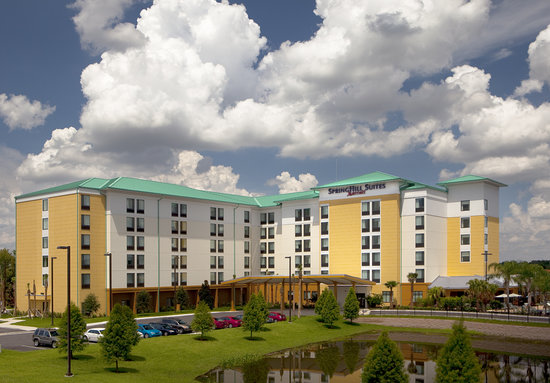 ‪SpringHill Suites Orlando at Seaworld‬