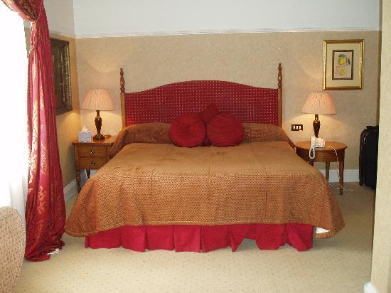 Hereford, UK: William &amp; Mary junior suite
