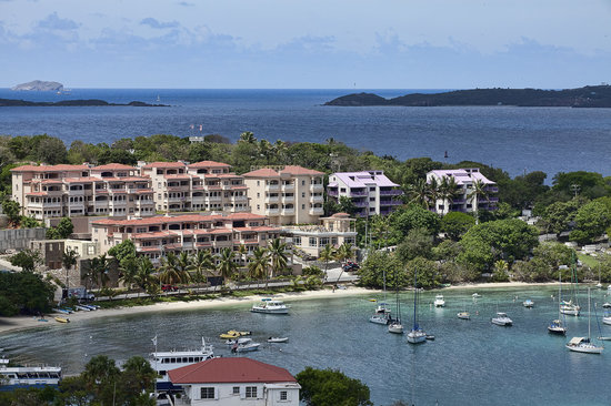 View Of Grande Bay Resort