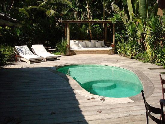 UXUA Casa Hotel: Private pool in our room
