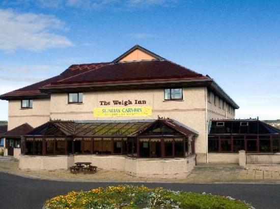 The Weigh Inn Hotel & Lodges