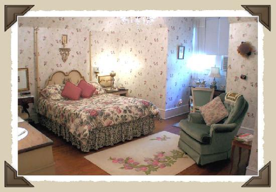 Blaine House Bed & Breakfast: Annie Mae's Suite