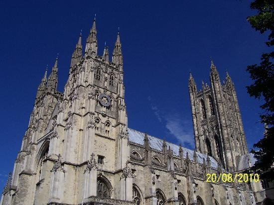 Canterbury, UK: Cathedral