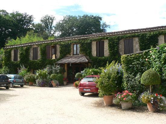 La Roque-Gageac, Francia: B&amp;B From Outside