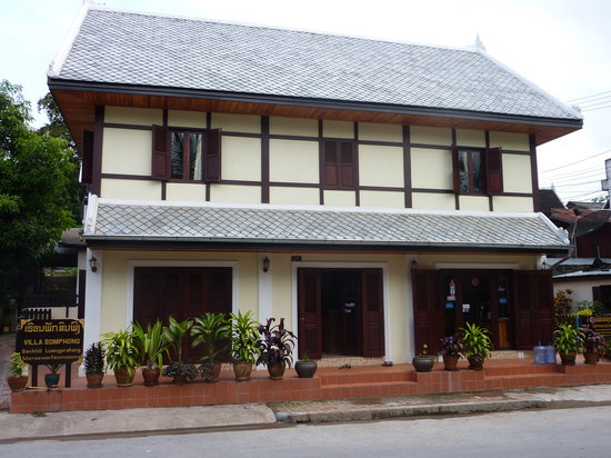 Villa Somphong guesthouse