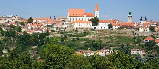 Znojmo accommodation