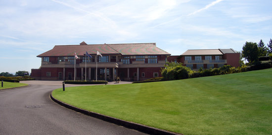‪The Oxfordshire Golf Club & Hotel‬