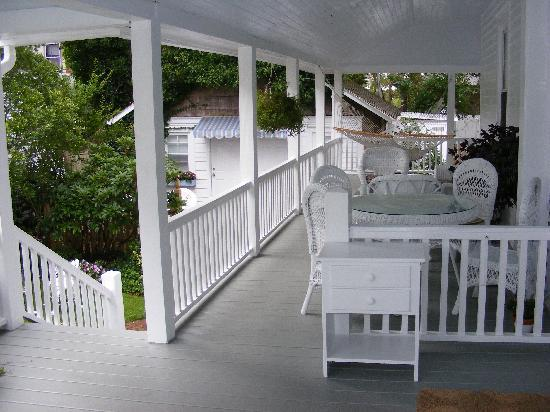 Victoria Bed And Breakfast Beach Haven Nj : Wraparound porch picture of victoria guest house beach