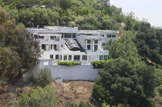 Leonardo Dicaprio house - Picture of LA City Tours, Los Angeles