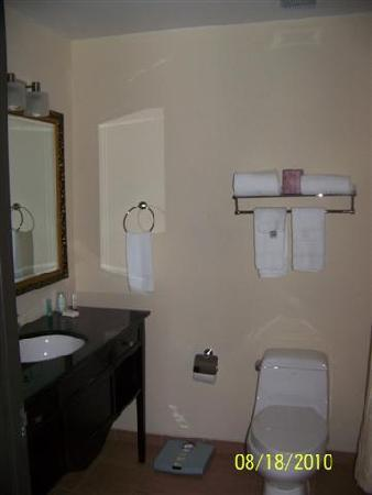 Comfort Inn and Suites: Bath