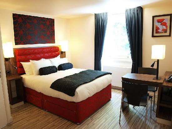 Luxury Hotel Rooms amp Suites in West End London  The