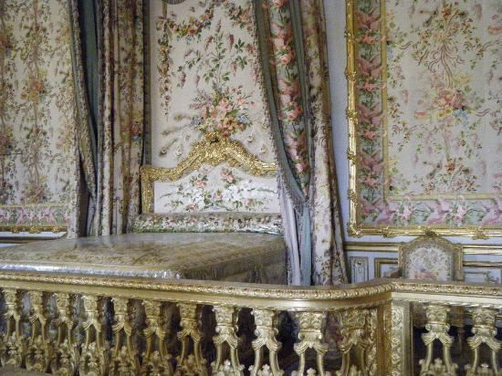 gallery for palace of versailles marie antoinette bedroom