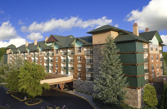 Spirit of the Smokies Condo Lodge照片