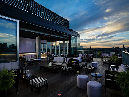 Thompson Toronto - A Thompson Hotel: Private Rooftop
