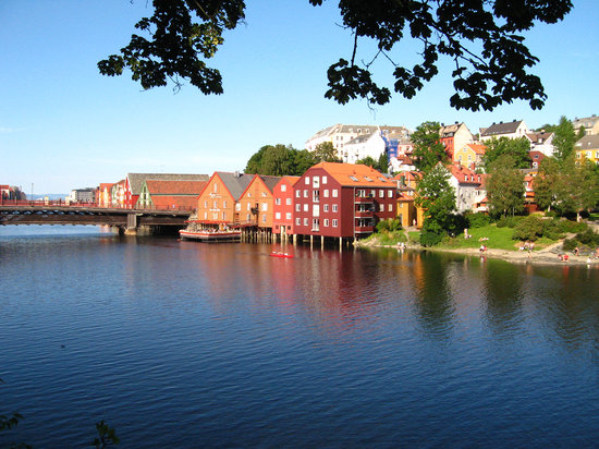 alojamientos bed and breakfasts en Trondheim