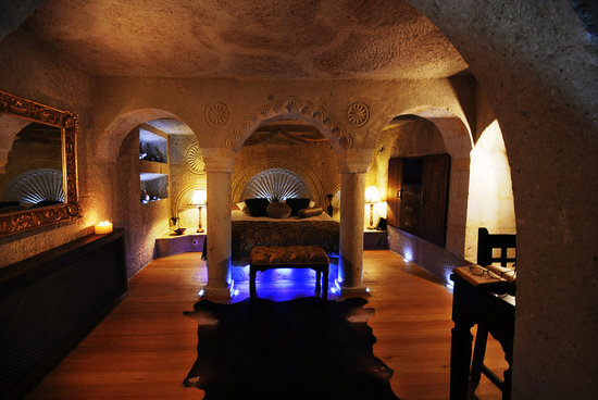 Perimasali Cave Hotel - Cappadocia: Galateia room