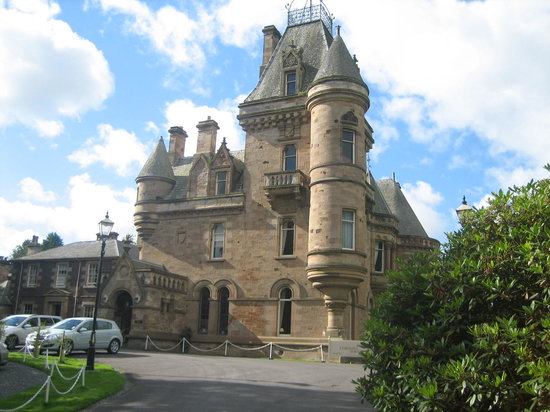 Photo of Cornhill House Biggar