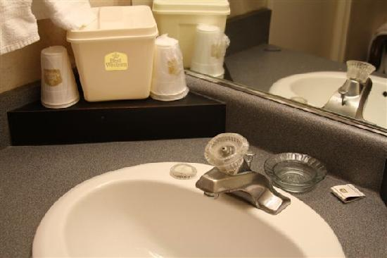 BEST WESTERN On The Avenue: Faucet