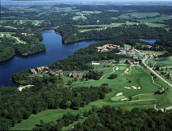 Eagle Ridge Resort &amp; Spa is located on 6,800 acres in the heart of The Galena Territory.