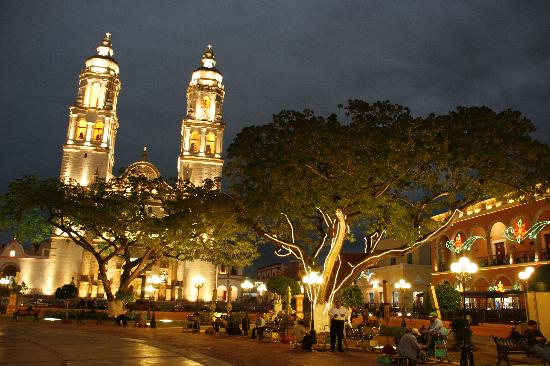 Kathedrale von Campeche
