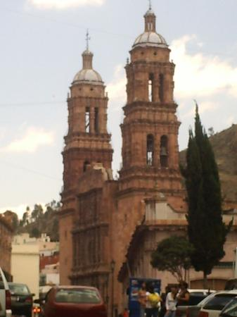Zacatecas, Mexique : La Cathedral