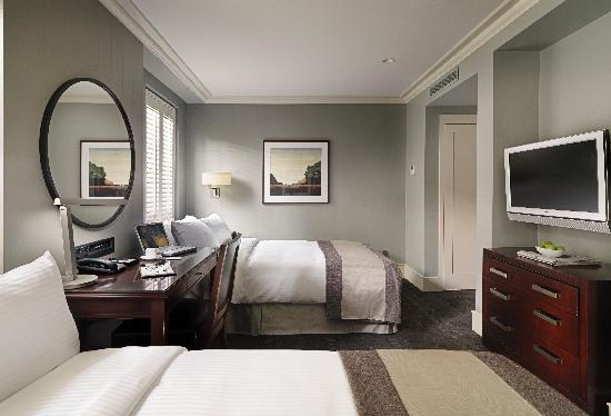 St. Regis Hotel: First Class rooms!!