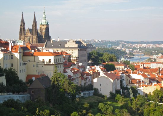 Praga, Republika Czeska: Another view of Prague