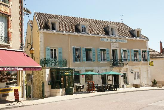Meursault photos featured images of meursault cote d 39 or for Hotel le france