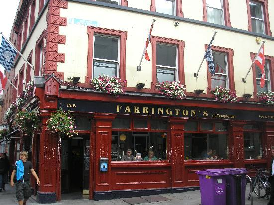 Farringtons: Farrington's