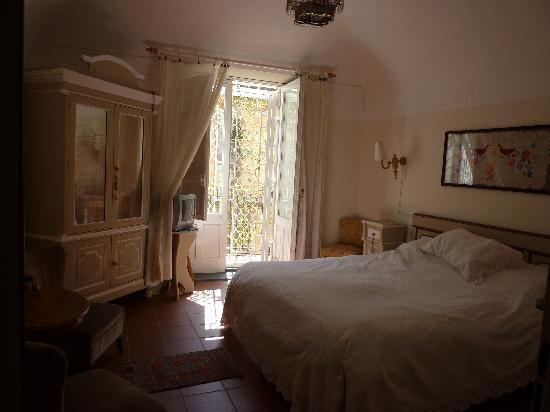 Palazzu Stidda: bedroom