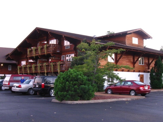 New Glarus, WI: Chalet
