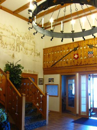 New Glarus, WI: Lobby