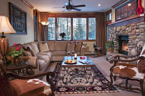 Highlands Lodge at Beaver Creek: Highlands Lodge living room
