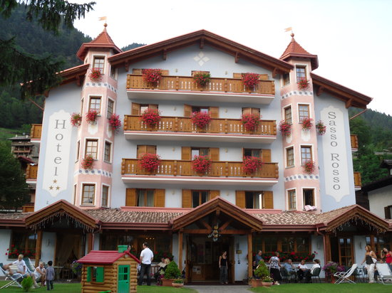 Photo of Hotel Sasso Rosso Commezzadura