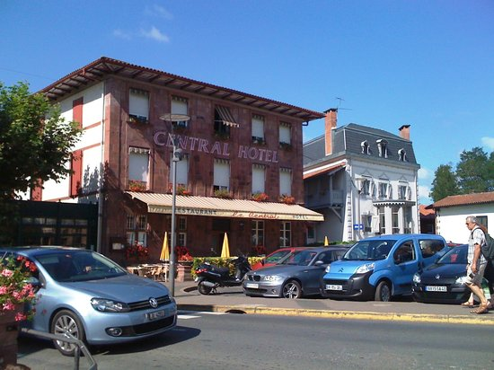 Photo of Hotel Central Saint Jean Pied de Port