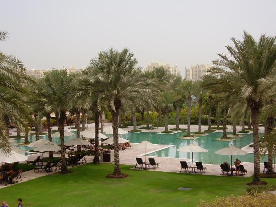 The Palace at One&Only Royal Mirage Dubai: pool