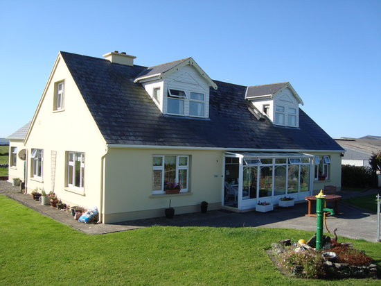 Liscannor, Irland: Castleview B&B