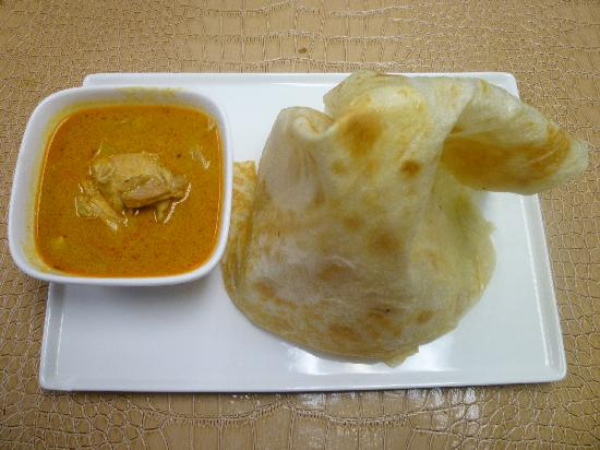 Roti canai picture of coco asian bistro bar fort for Roti food bar